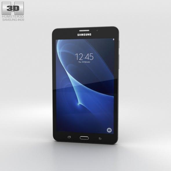 Samsung Galaxy J Max Black - 3DOcean Item for Sale