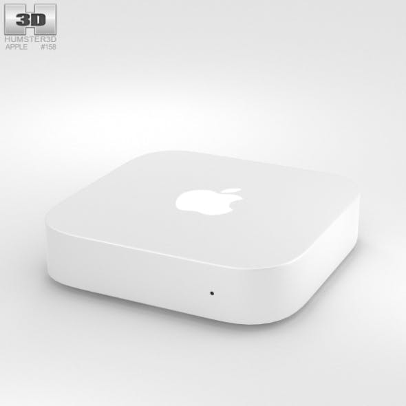 Apple AirPort Express - 3DOcean Item for Sale