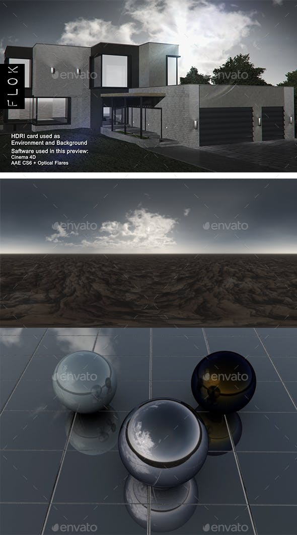 Daylight Desert 97 - 3DOcean Item for Sale