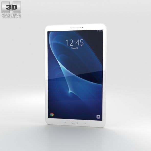 Samsung Galaxy Tab A 10.1 Pearl White