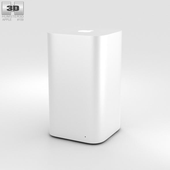 Apple AirPort Extreme - 3DOcean Item for Sale