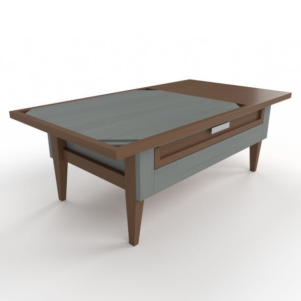 coffee table 2 - 3DOcean Item for Sale