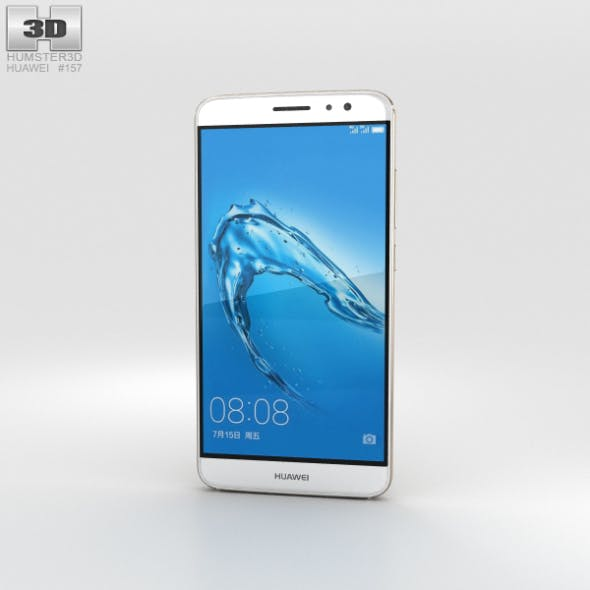 Huawei G9 Plus Champagne - 3DOcean Item for Sale