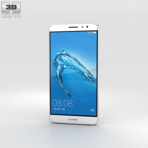 Huawei G9 Plus Silver