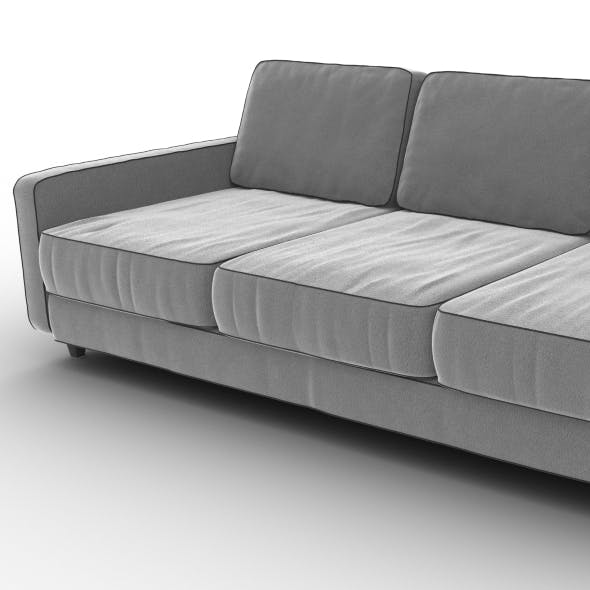 couch 2 - 3DOcean Item for Sale