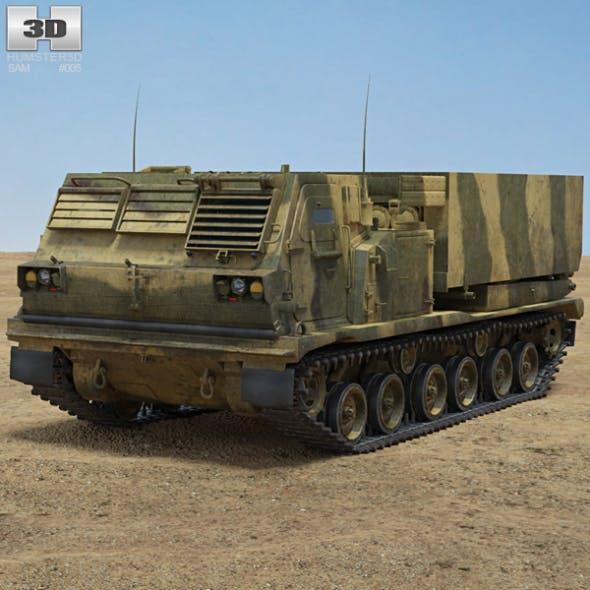 M270 MLRS - 3DOcean Item for Sale