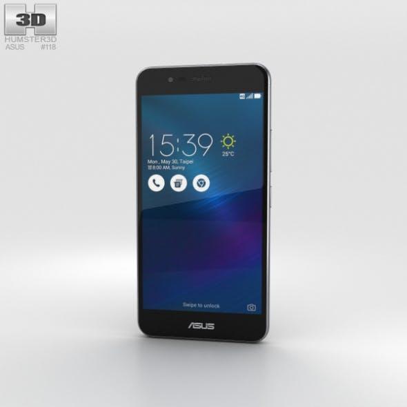 Asus Zenfone 3 Max Titanium Grey