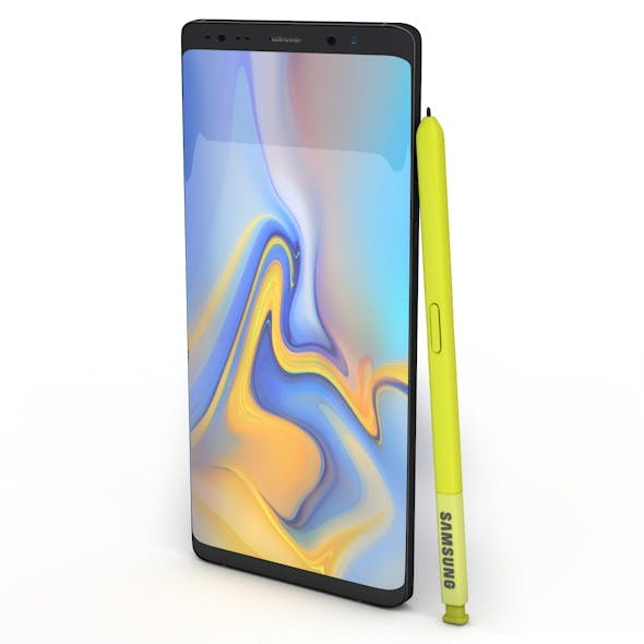 Samsung Galaxy Note 9 - 3DOcean Item for Sale