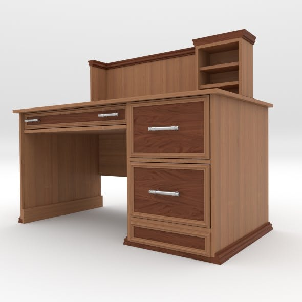 office cabinet 3 - 3DOcean Item for Sale