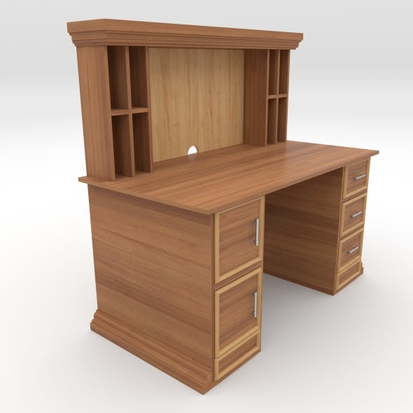 office cabinet 4 - 3DOcean Item for Sale