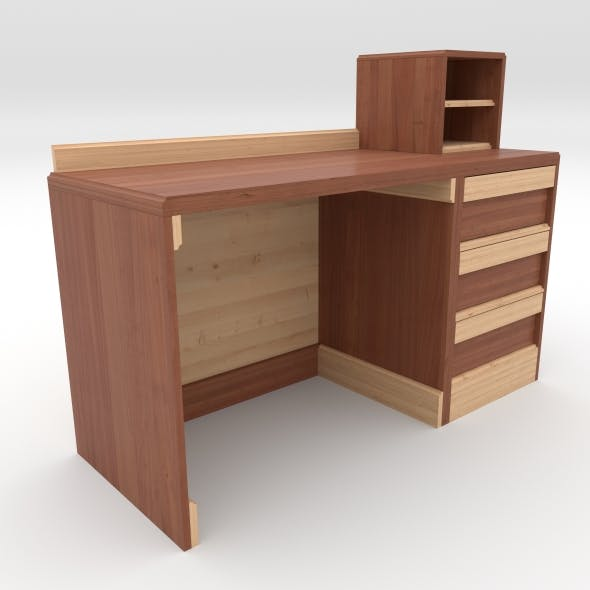 office cabinet 5 - 3DOcean Item for Sale