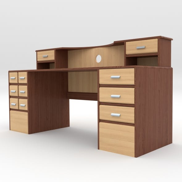 office cabinet 11 - 3DOcean Item for Sale