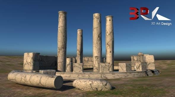 Ancient Build - 3DOcean Item for Sale