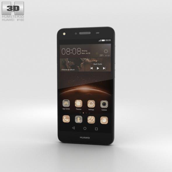 Huawei Y5II Obsidian Black - 3DOcean Item for Sale