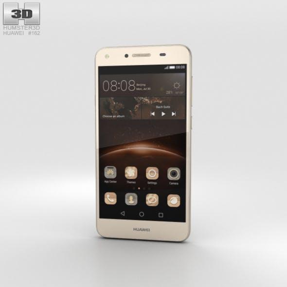 Huawei Y5II Sand Gold - 3DOcean Item for Sale