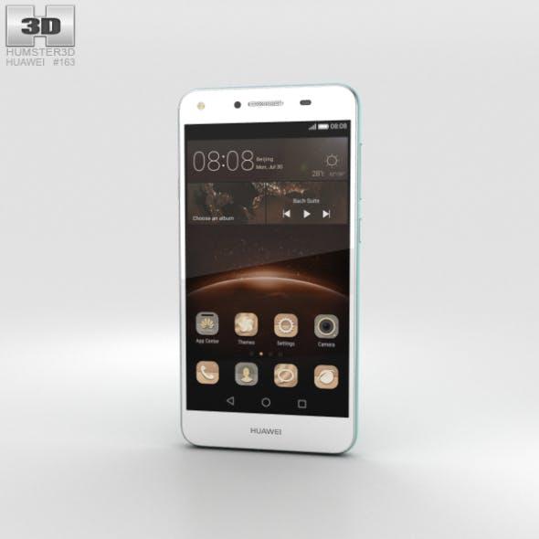Huawei Y5II Sky Blue - 3DOcean Item for Sale