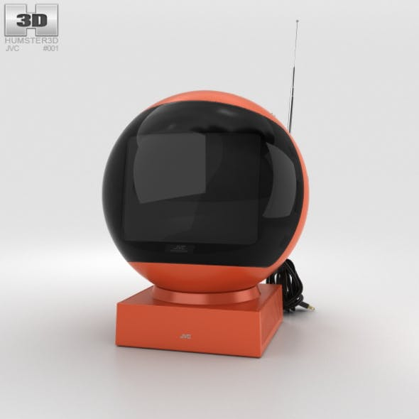 JVC Videosphere Model 3240