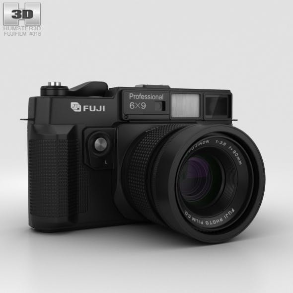 Fujifilm GW690II - 3DOcean Item for Sale