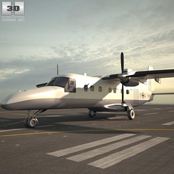 Dornier Do 228 - 3DOcean Item for Sale