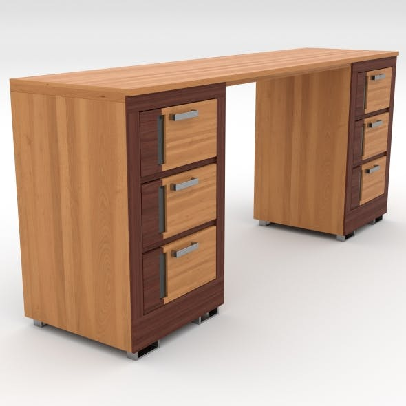 office table 10 - 3DOcean Item for Sale