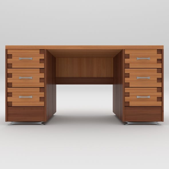 office table 22 - 3DOcean Item for Sale