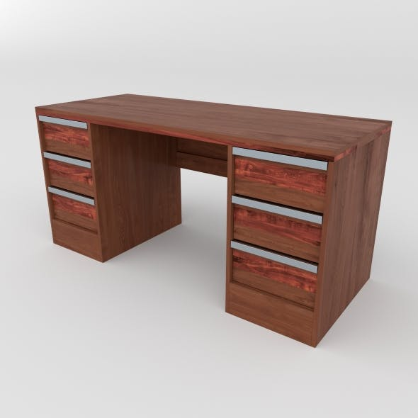 office table 26 - 3DOcean Item for Sale