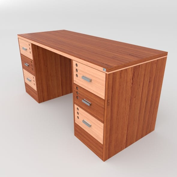 office table 29 - 3DOcean Item for Sale