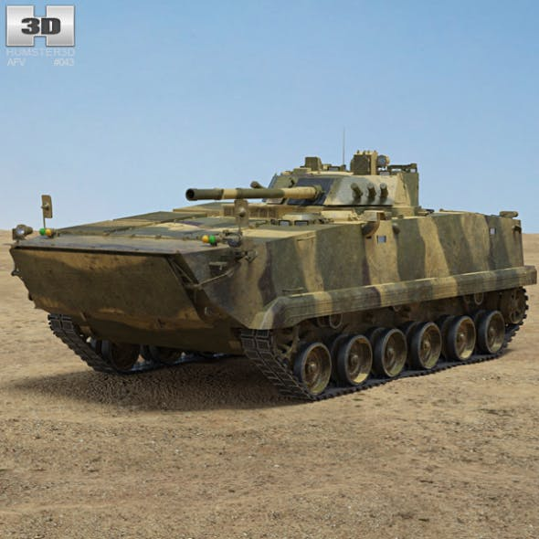 ZBD-97 - 3DOcean Item for Sale