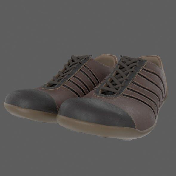 tennis shoe - 3DOcean Item for Sale