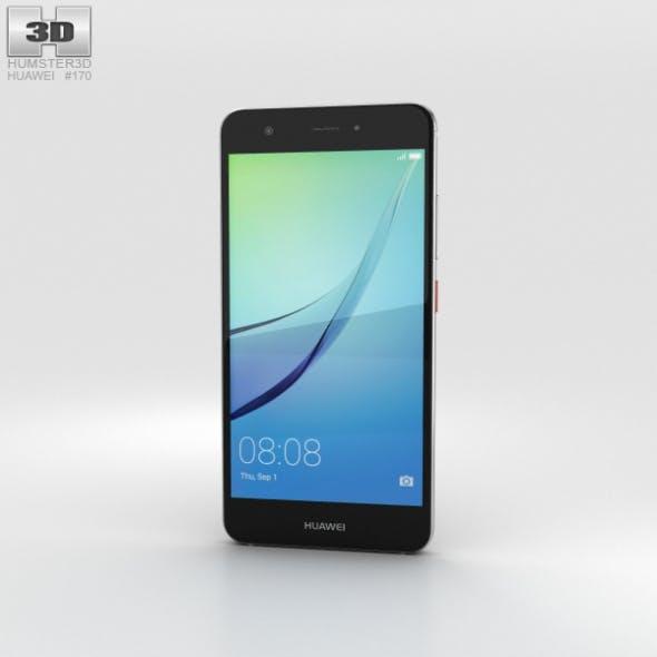 Huawei Nova Titanium Grey