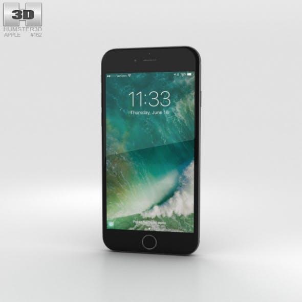 Apple iPhone 7 Black - 3DOcean Item for Sale