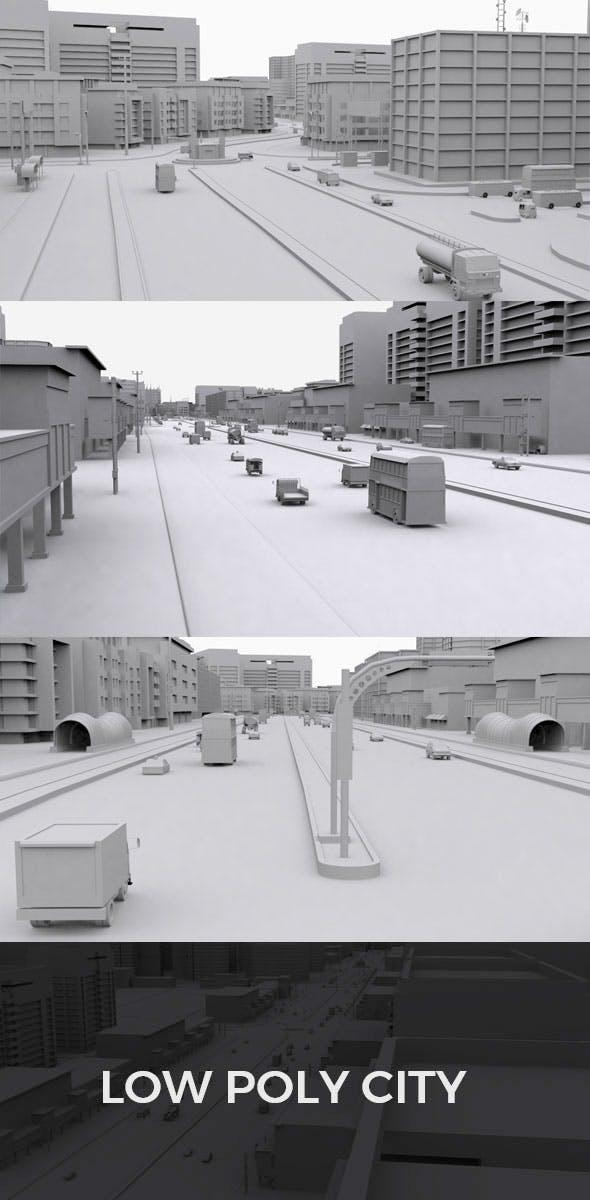 Big City Vol 5 - 3DOcean Item for Sale