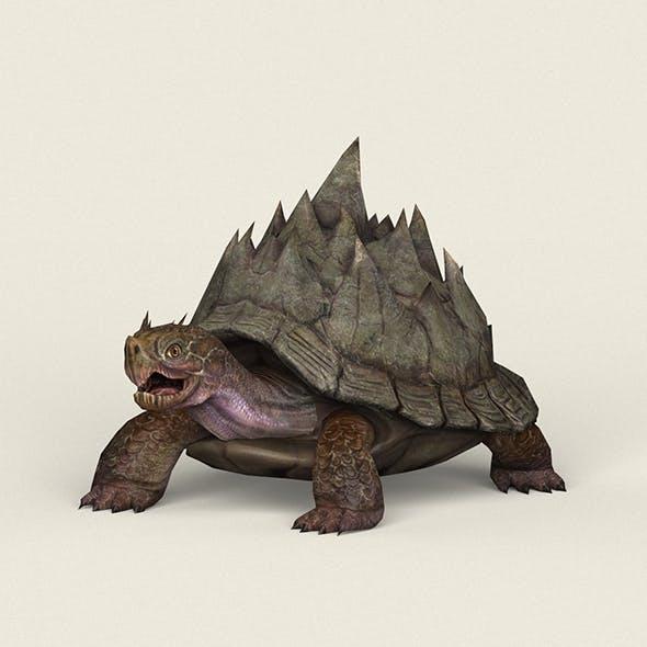 Game Ready Fantasy Turtle