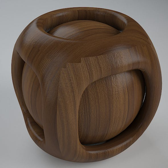 Real Plywood Vray Material Brilliant Teak