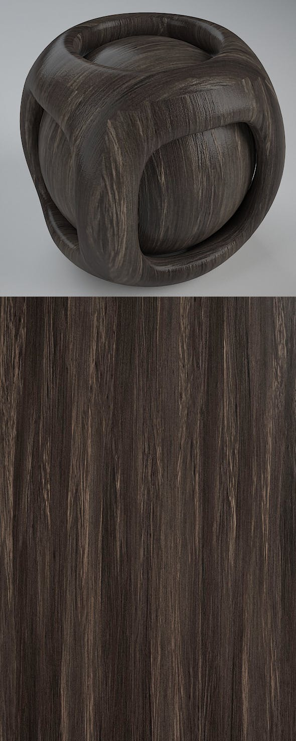 Real Plywood Vray Material Weathered Shadow - 3DOcean Item for Sale