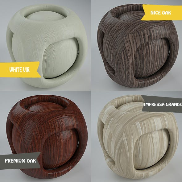 Real Plywood Pack 3 (20 Vray Material)