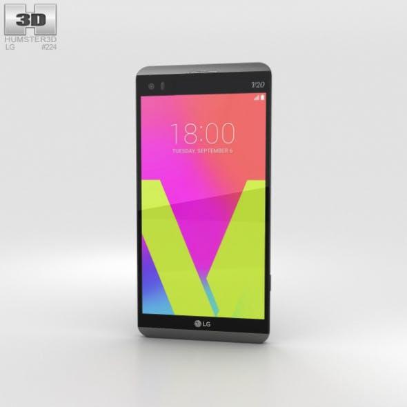 LG V20 Titan - 3DOcean Item for Sale