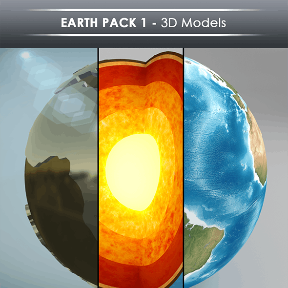 Earth pack 1