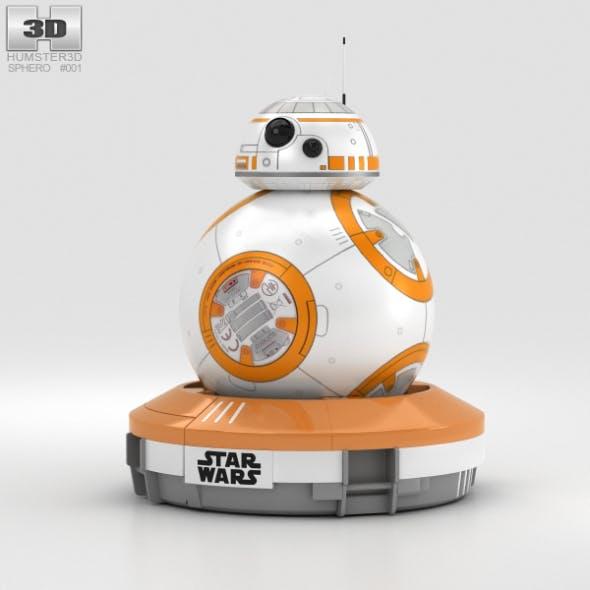 Sphero BB-8 - 3DOcean Item for Sale