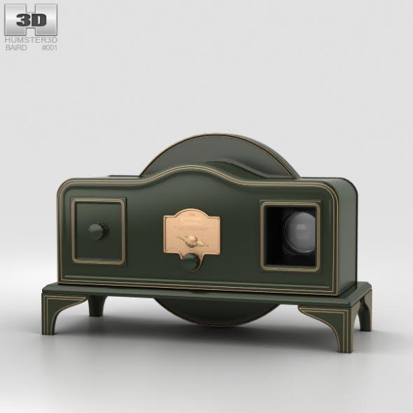 Baird Televisor - 3DOcean Item for Sale