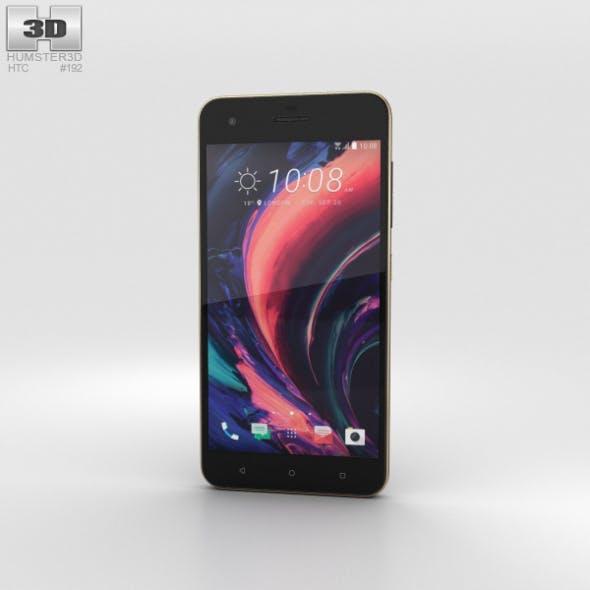 HTC Desire 10 Pro Stone Black - 3DOcean Item for Sale
