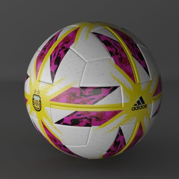 Adidas Argentum 18 soccer ball, season 2018/19