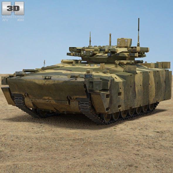 Kurganets-25 IFV - 3DOcean Item for Sale