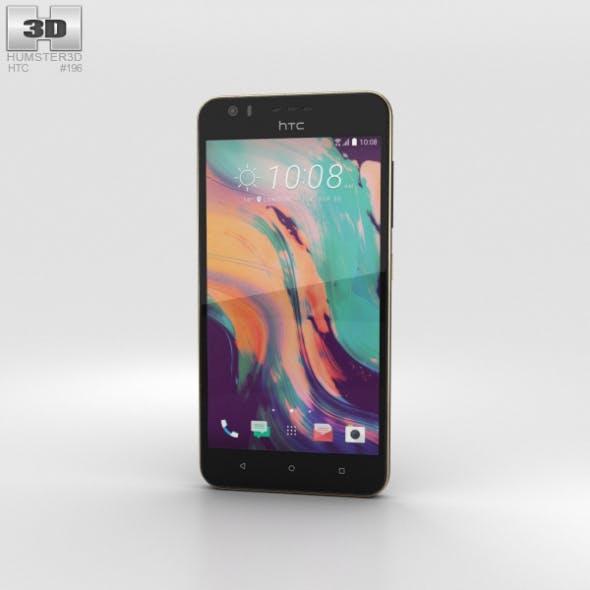 HTC Desire 10 Lifestyle Stone Black - 3DOcean Item for Sale
