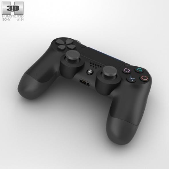 Sony DualShock 4 Wireless Controller - 3DOcean Item for Sale