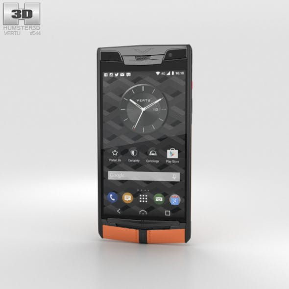 Vertu Signature Touch (2015) Carbon Sport