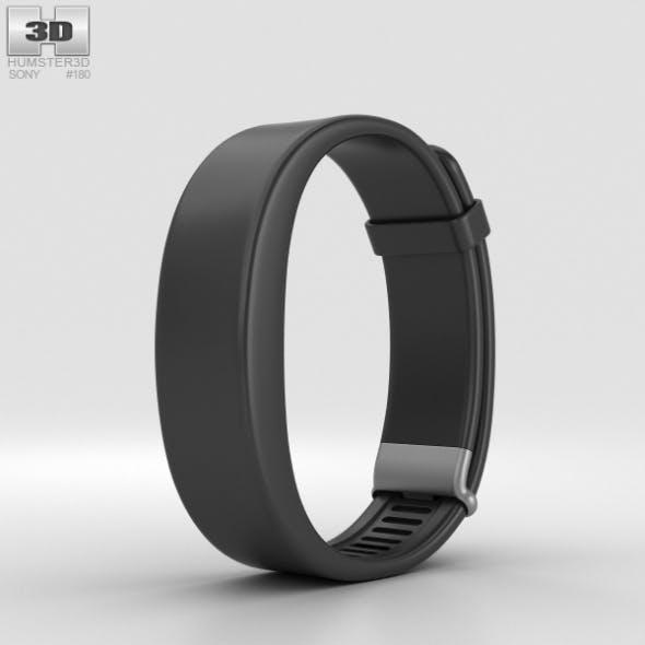 Sony Smartband 2 Black - 3DOcean Item for Sale