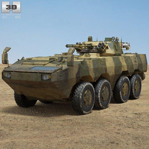 ZBL-09 IFV - 3DOcean Item for Sale