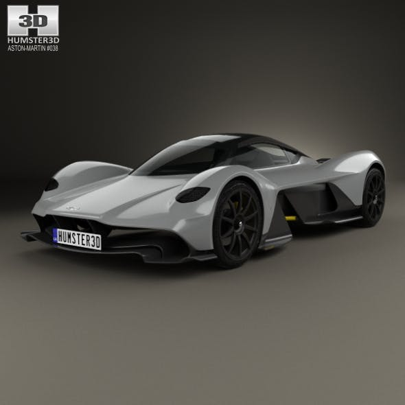Aston Martin AM-RB 2018