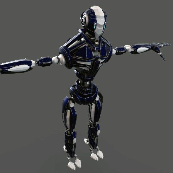 Robot FGV134 v2